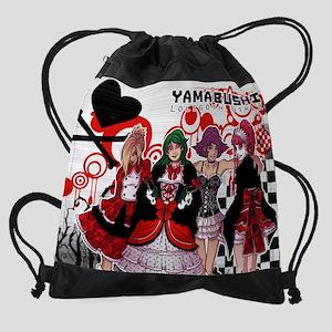 loligothGirlsV2_115x9_print Drawstring Bag
