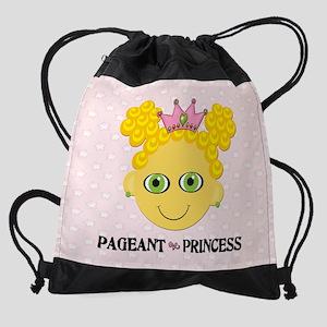 pageantprincess-mousepad3 Drawstring Bag