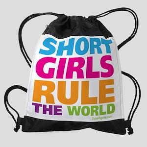 shortgirls_shirt2 Drawstring Bag
