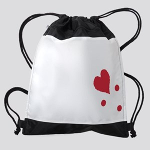 blackbeard Drawstring Bag