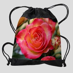 dreamrosemouse.PNG Drawstring Bag