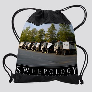 Sweepology 16x20 Drawstring Bag