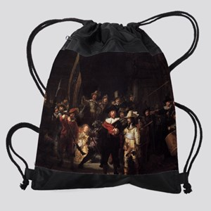 The Nightwatch Drawstring Bag