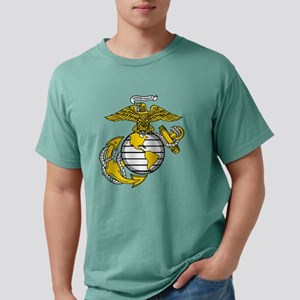 Anchor Eagle Globe Symbo Mens Comfort Colors Shirt