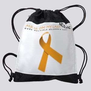 MS Last Nerve Tee Drawstring Bag