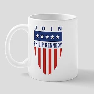 Join Philip Kennedy Mug