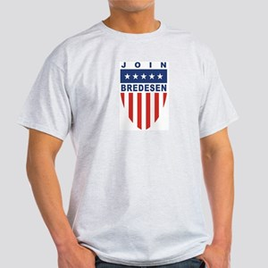 Join Phil Bredesen Ash Grey T-Shirt