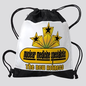 wg289_Nuclear-Medicine-Specialists. Drawstring Bag