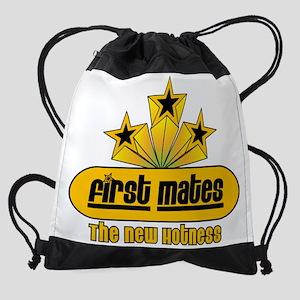 wg167_First-Mates.png Drawstring Bag