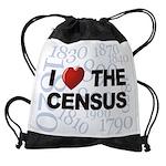 lovecensus4_mousepad.png Drawstring Bag