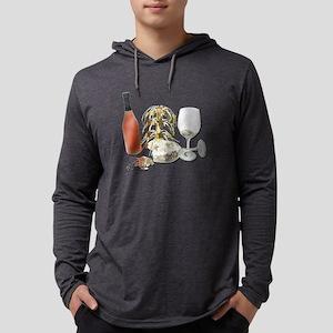 CascadingStarsAndWine010212 Mens Hooded Shirt