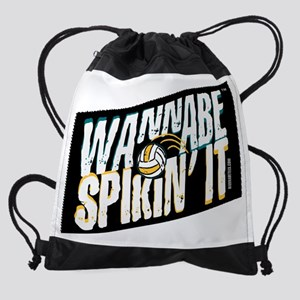 WB Spikin-rad-box Drawstring Bag