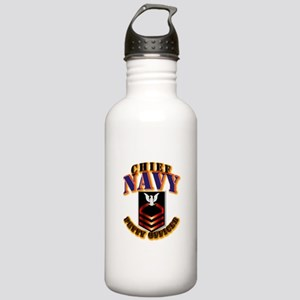 NAVY - CPO Stainless Water Bottle 1.0L