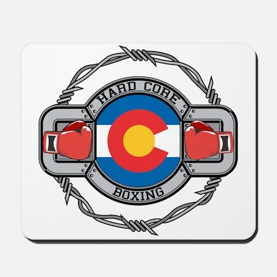 Colorado Boxing Mousepad