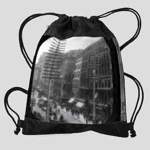 mouse pad Magic Lanter Glass Slide. Drawstring Bag
