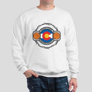 Colorado Basketball Sweatshirt