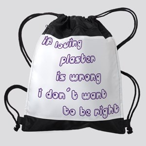 wg329_Plaster Drawstring Bag