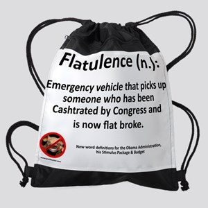flatulence Drawstring Bag