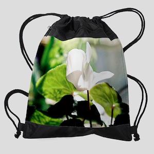 calendar cyclamin 3 Drawstring Bag