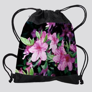 calendar Azalea 4 Drawstring Bag