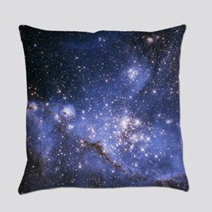 Magellan Nebula Everyday Pillow