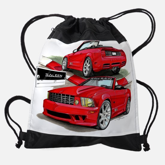 EC146Saleen0508 convert red.psd Drawstring Bag