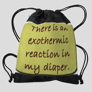 exo2 Drawstring Bag