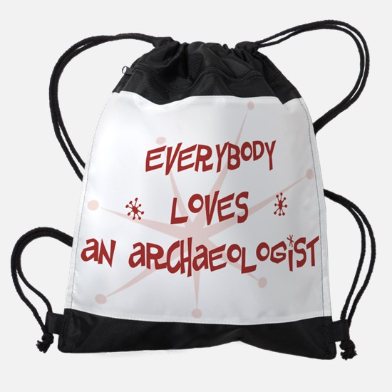 wg018_An-Archaeologist.png Drawstring Bag