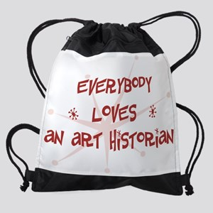 wg024_An-Art-Historian Drawstring Bag