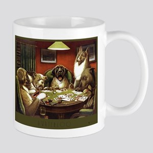 Waterloo Dog Poker Mug