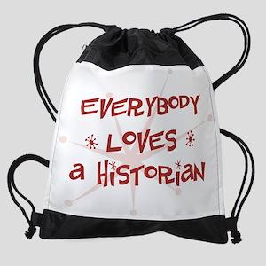 wg212_A-Historian Drawstring Bag