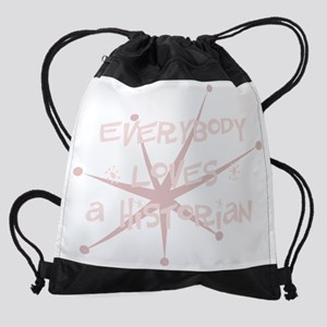 bg212_A-Historian Drawstring Bag