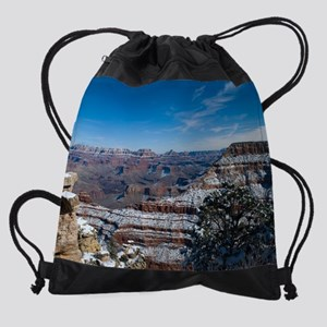 GCSnow2860_16x20 Drawstring Bag
