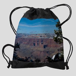 GCSnow2868_16x20 Drawstring Bag