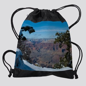 GCSnow2872_16x20 Drawstring Bag