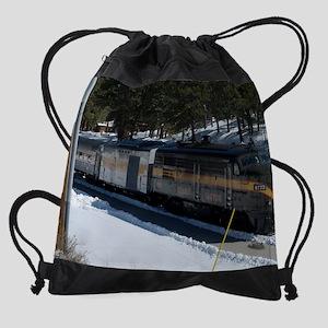GCSnow2902_16x20 Drawstring Bag