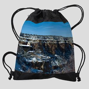 GCSnow2908_8x10 Drawstring Bag