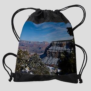 GCSnow2921_16x20 Drawstring Bag