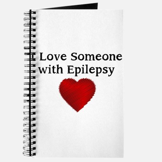 I love someone with epilepsy Journal