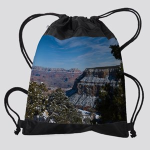 GCSnow2921_8x10 Drawstring Bag