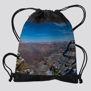 GCSnow2930_16x20 Drawstring Bag
