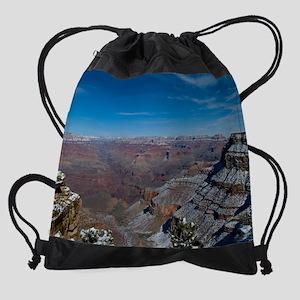 GCSnow2930_8x10 Drawstring Bag