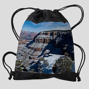 GCSnow2931_16x20 Drawstring Bag
