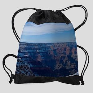 GCSnow2961_16x20 Drawstring Bag