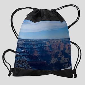 GCSnow2961_8x10 Drawstring Bag