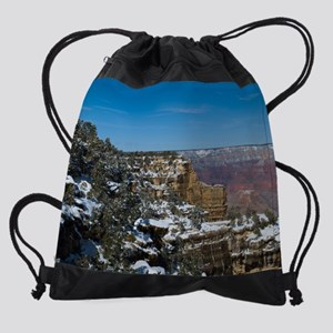 GCSnow2933_16x20 Drawstring Bag