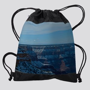 GCSnow2971_16x20 Drawstring Bag