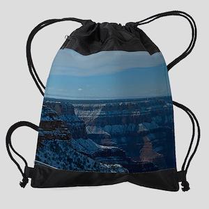 GCSnow2971_8x10 Drawstring Bag