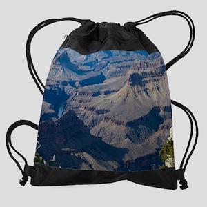 GCSnow2989_8x10 Drawstring Bag