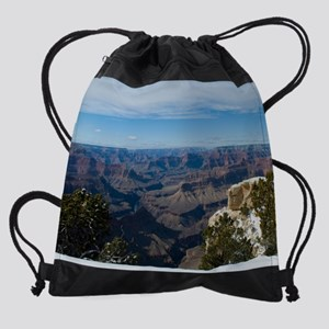GCSnow2990_16x20 Drawstring Bag